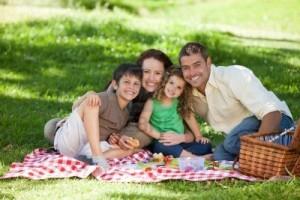 familia-picnic